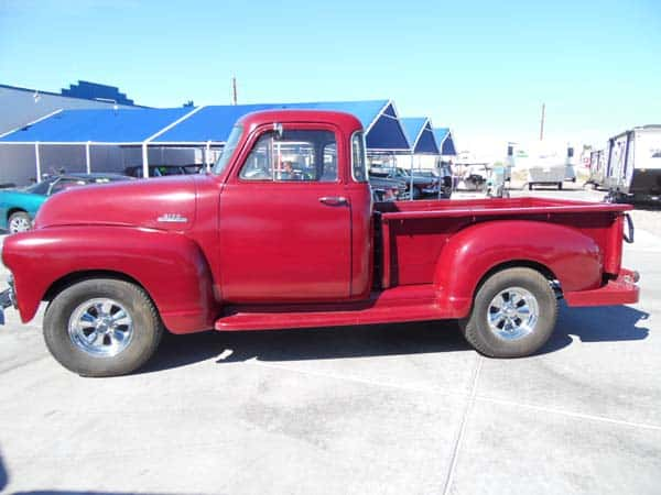 1954 chevy 3100 5 window truck the boat brokers rv for 1954 chevy truck 5 window