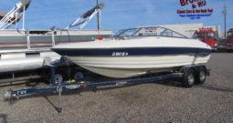 2004 Sea Swirl 210 Open Bow 21′