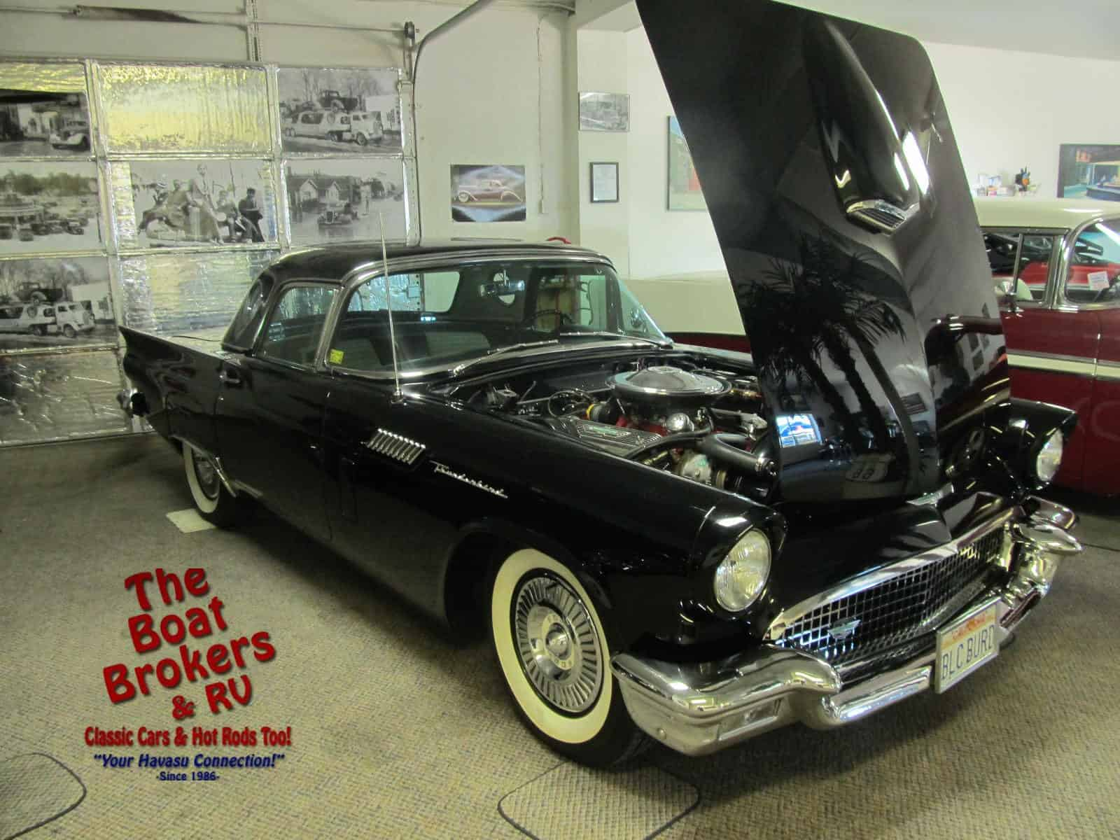 1957 Ford Thunderbird Hard Top Convertible New Amp Used