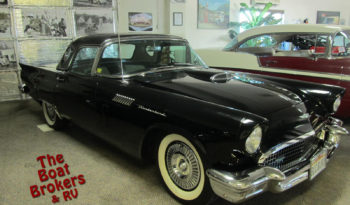 1957 Ford Thunderbird Hard Top Convertible