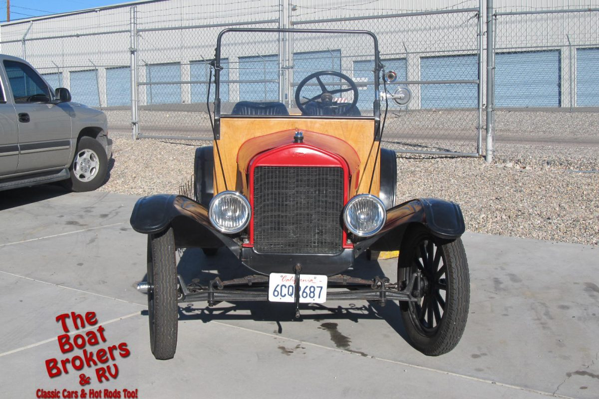 1926 Ford Model T Speedster