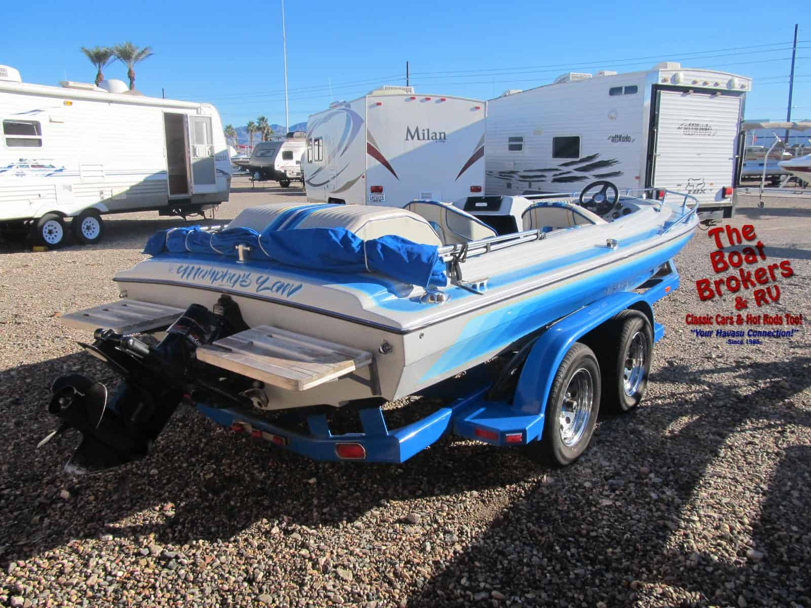 1988 Triumph Open Bow 20 New Amp Used Boats Amp Rv For
