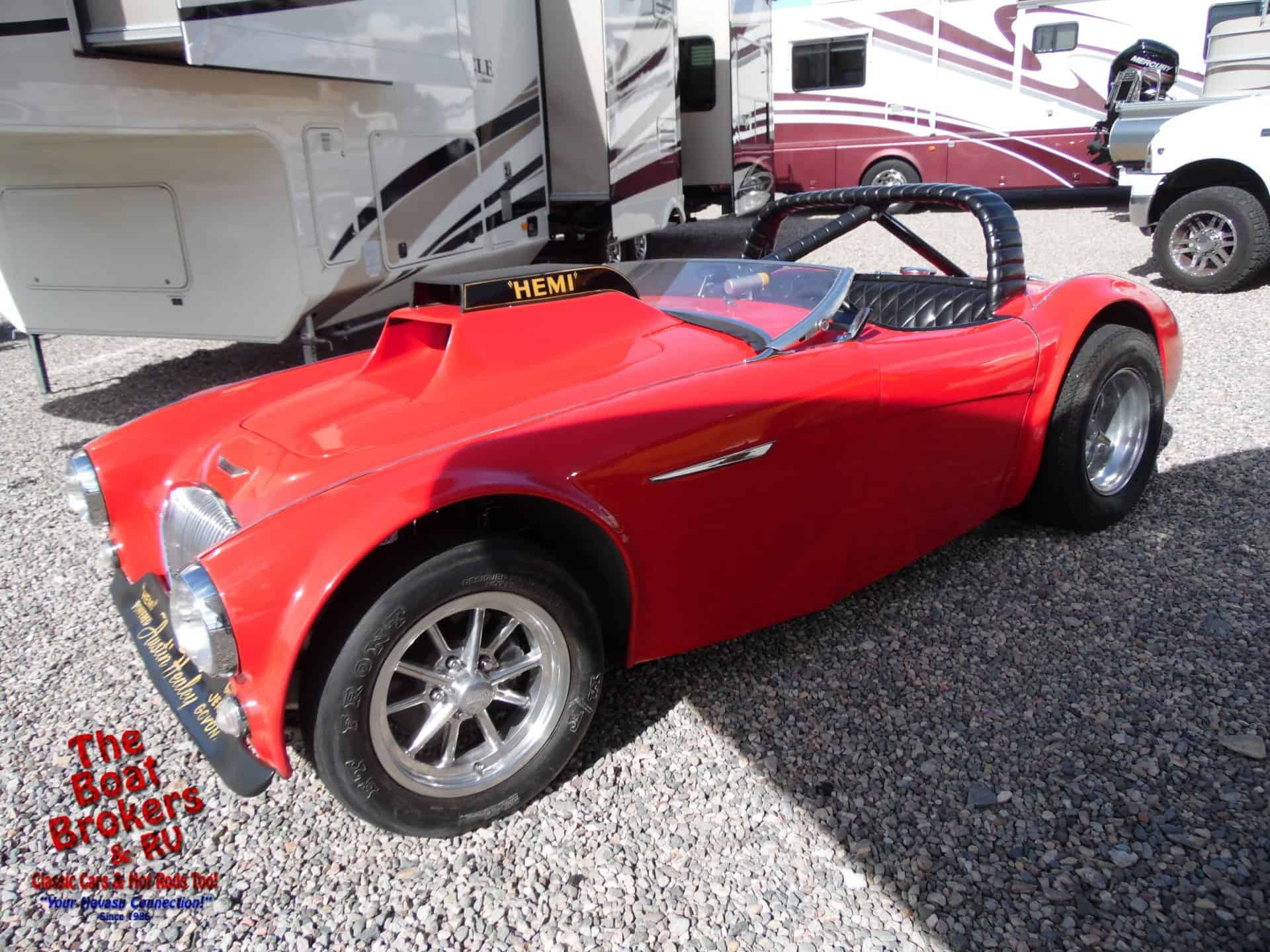 1953 Austin Healy 100 4 The Boat Brokers Amp Rv Lake