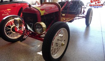 1919 Ford Model T Speedster PRICE REDUCED!