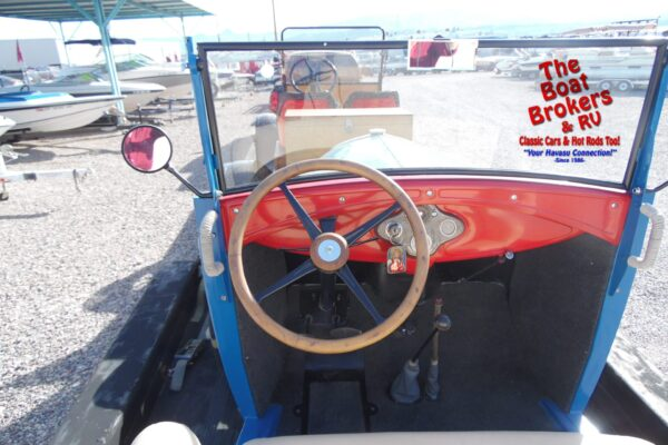 1930 Ford Model A Custom Speedster