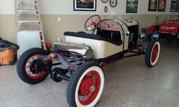 1930 Ford Speedster Fresh Rebuild