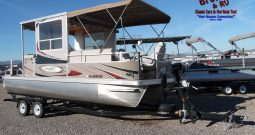 2010 Voyager Extreme 22ft Tritoon