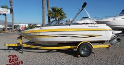2008 Glastron GT 185 BR 18ft open bow