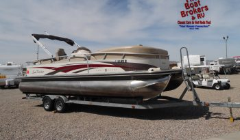 2008 Tracker Party Barge 27ft Pontoon PRICE REDUCED