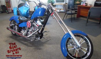 2013 Orange County Chopper Custom Motorcycle PRICE REDUCTION!