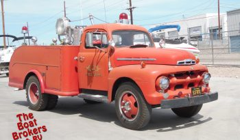 1951 Ford Fire Truck PRICE REDUCED!