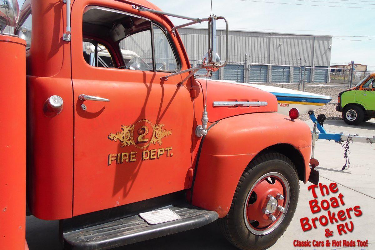 1951 Ford Firetruck