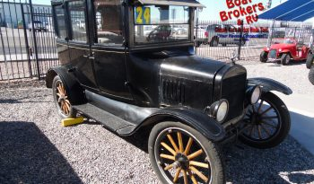 1924 Ford 4DR Sedan Model T  PRICE REDUCED
