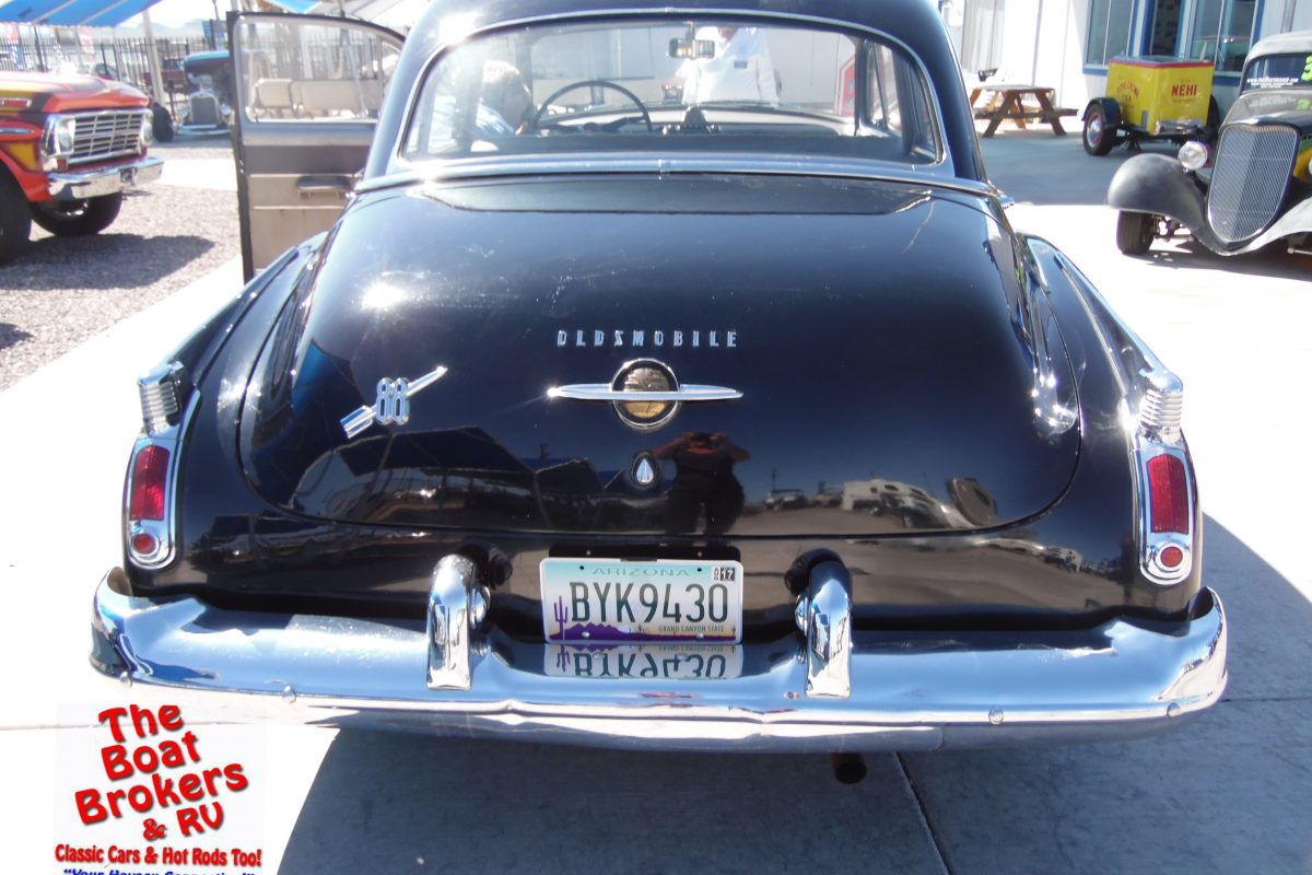 1950 Oldsmobile 4 Door Sedan