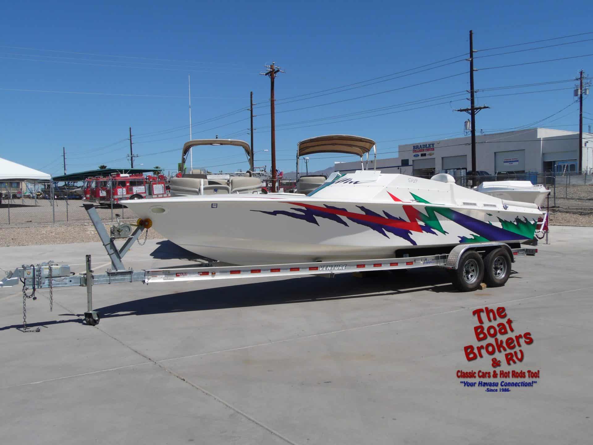 cruiser w cruisers cabin cabins rinker boats fiesta vee trailer aft full