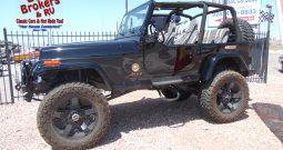 1995 Jeep Wrangler KOZ Off Road