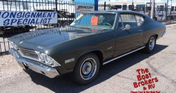 1968 Chevy Chevelle Classic