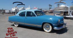 1951 Kaiser Deluxe 2DR Sedan Classic