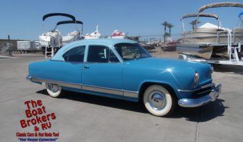 1951 Kaiser Deluxe 2DR Sedan Classic PRICE REDUCED!