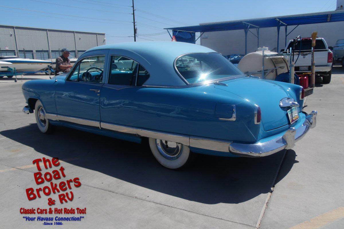 1951 kaiser 2 DSD Classic