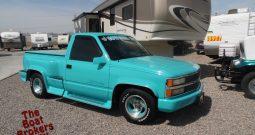 1992 Chevrolet 1/2 Ton Short Bed Stepside Truck