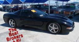 2004 Chevrolet Corvette Coupe Hard Top