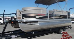 2014 Premier Sunspree 200 20′ Pontoon Boat
