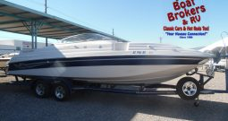 2001 Four Winns 254 Fun Ship 25′ Open Bow