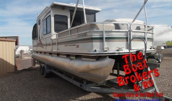 2000 Tracker Sun Cruiser Party Hut 32ft Pontoon Boat CONSIGNEE PRICE REDUCTION