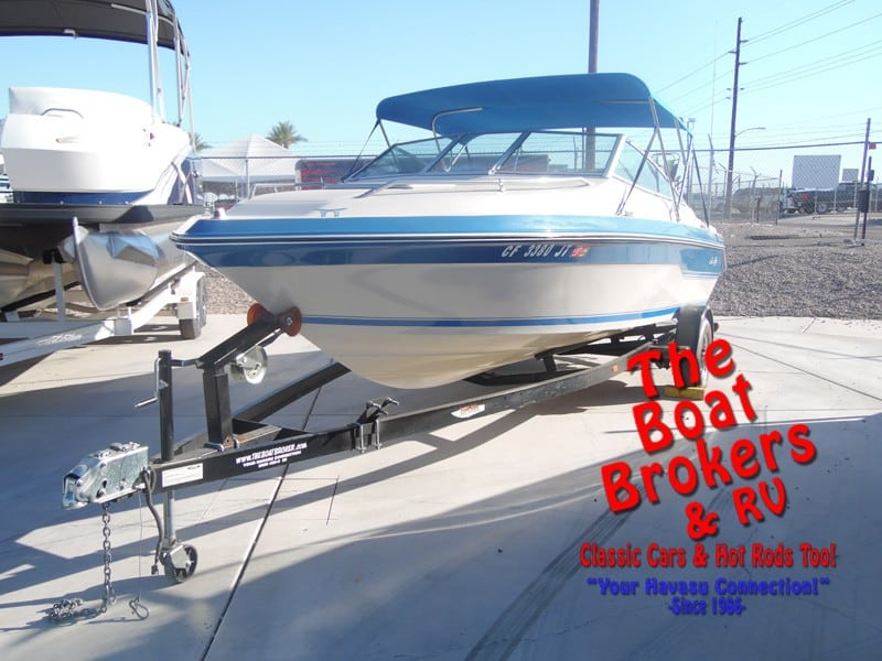 1988 Searay Seville 20ft Cabin Cruiser The Boat Brokers
