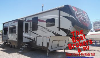 2016 Keystone Raptor 42ft M-398-Ts Toyhauler 5th wheel