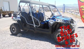 2011 Polaris Ranger RZR4 Four Seater