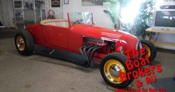 1927 Ford Model T Track Roadster Classic