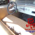 1929 Ford Model A Roadster Rumble Seat Classic car