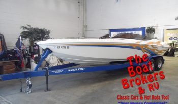 2001 Nordic Sprint 22ft Open Bow
