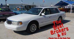 1994 Lincoln Continental Executive Series