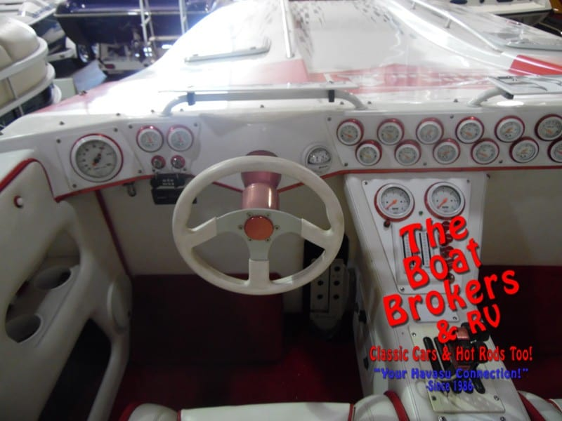 1997 American Offshore 3100 Twin Blown 502 motor Hp850 each used boat