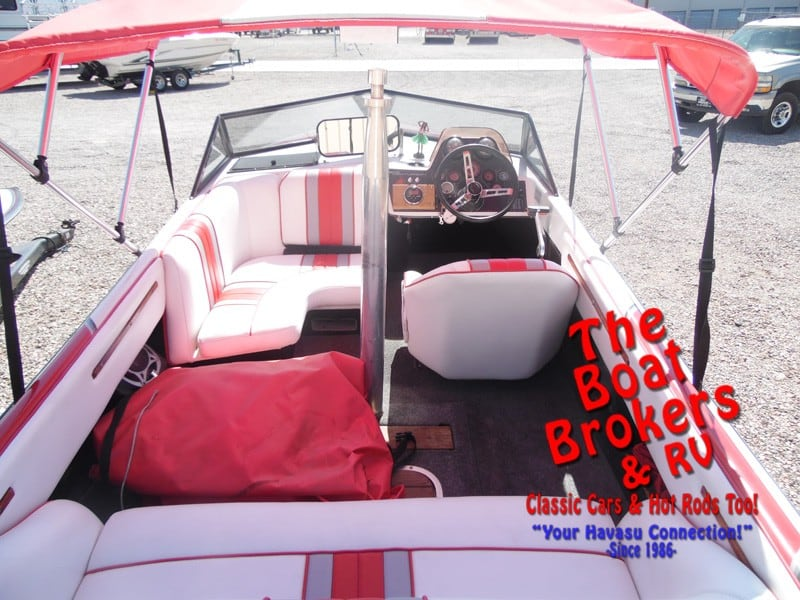 1988 Ski Centurion Barefoot Warrior Ski Boat 20ft New