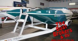 2000 HTM SS24 Closed Bow 24ft