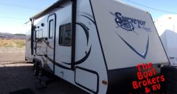 2014 Forest River Surveyor 27′