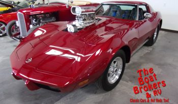 1975 Chevy Corvette 468 with 671 Blower