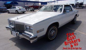 1984 Cadillac Eldorado Biarritz Convertible  PRICE REDUCED!