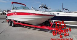 2007 Crownline 240EX 24′ Open Bow