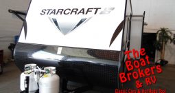 2018 Starcraft 21FBS Launch Outfitter 21″