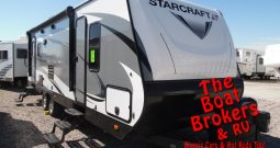 2018 Starcraft 26RLS Launch Ultra Lite 26′