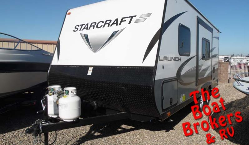 2018 STARCRAFT TRAVEL TRAILER LAUNCH OUTFITTER 21'