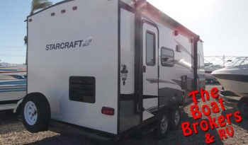 2018 Starcraft 21FBS Launch Outfitter 21″ PRICE REDUCED! full