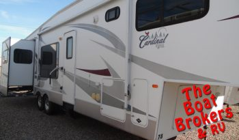 2006  FOREST RIVER CARDINAL 37RL 37′ Fifth Wheel CONSIGNEE PRICE DROP!