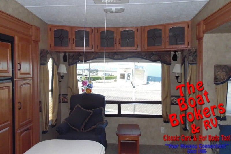 2008 Keystone Montana 33' Fifth Wheel