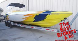 2002 ELIMINATOR 34′ EAGLE XP CLOSED BOW
